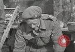 Image of British Officers Orsogna Italy, 1943, second 30 stock footage video 65675062603