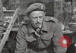 Image of British Officers Orsogna Italy, 1943, second 33 stock footage video 65675062603