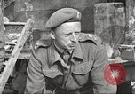 Image of British Officers Orsogna Italy, 1943, second 34 stock footage video 65675062603