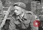Image of British Officers Orsogna Italy, 1943, second 39 stock footage video 65675062603