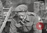 Image of British Officers Orsogna Italy, 1943, second 40 stock footage video 65675062603