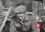 Image of British Officers Orsogna Italy, 1943, second 41 stock footage video 65675062603