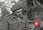 Image of British Officers Orsogna Italy, 1943, second 45 stock footage video 65675062603