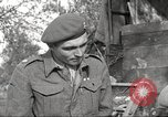Image of British Officers Orsogna Italy, 1943, second 46 stock footage video 65675062603