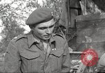 Image of British Officers Orsogna Italy, 1943, second 47 stock footage video 65675062603