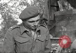 Image of British Officers Orsogna Italy, 1943, second 48 stock footage video 65675062603