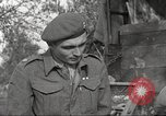 Image of British Officers Orsogna Italy, 1943, second 49 stock footage video 65675062603