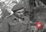 Image of British Officers Orsogna Italy, 1943, second 50 stock footage video 65675062603