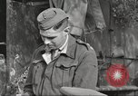 Image of British Officers Orsogna Italy, 1943, second 51 stock footage video 65675062603