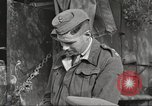 Image of British Officers Orsogna Italy, 1943, second 52 stock footage video 65675062603