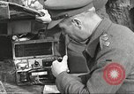 Image of British Officers Orsogna Italy, 1943, second 56 stock footage video 65675062603