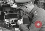 Image of British Officers Orsogna Italy, 1943, second 57 stock footage video 65675062603