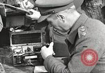 Image of British Officers Orsogna Italy, 1943, second 58 stock footage video 65675062603