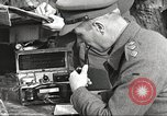 Image of British Officers Orsogna Italy, 1943, second 59 stock footage video 65675062603