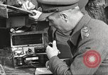 Image of British Officers Orsogna Italy, 1943, second 60 stock footage video 65675062603