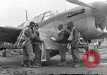 Image of Negro 99th Pursuit Squadron of 332nd Fighter Group Orsogna Italy, 1943, second 23 stock footage video 65675062604