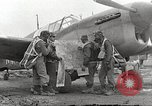 Image of Negro 99th Pursuit Squadron of 332nd Fighter Group Orsogna Italy, 1943, second 24 stock footage video 65675062604