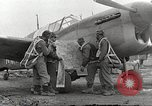 Image of Negro 99th Pursuit Squadron of 332nd Fighter Group Orsogna Italy, 1943, second 25 stock footage video 65675062604
