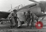 Image of Negro 99th Pursuit Squadron of 332nd Fighter Group Orsogna Italy, 1943, second 26 stock footage video 65675062604