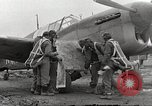 Image of Negro 99th Pursuit Squadron of 332nd Fighter Group Orsogna Italy, 1943, second 28 stock footage video 65675062604