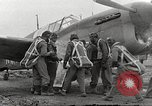 Image of Negro 99th Pursuit Squadron of 332nd Fighter Group Orsogna Italy, 1943, second 29 stock footage video 65675062604