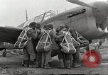 Image of Negro 99th Pursuit Squadron of 332nd Fighter Group Orsogna Italy, 1943, second 33 stock footage video 65675062604