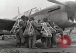 Image of Negro 99th Pursuit Squadron of 332nd Fighter Group Orsogna Italy, 1943, second 35 stock footage video 65675062604