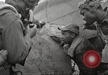 Image of Negro 99th Pursuit Squadron of 332nd Fighter Group Orsogna Italy, 1943, second 41 stock footage video 65675062604