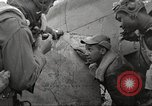 Image of Negro 99th Pursuit Squadron of 332nd Fighter Group Orsogna Italy, 1943, second 45 stock footage video 65675062604