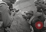 Image of Negro 99th Pursuit Squadron of 332nd Fighter Group Orsogna Italy, 1943, second 47 stock footage video 65675062604