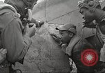 Image of Negro 99th Pursuit Squadron of 332nd Fighter Group Orsogna Italy, 1943, second 48 stock footage video 65675062604