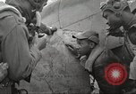 Image of Negro 99th Pursuit Squadron of 332nd Fighter Group Orsogna Italy, 1943, second 49 stock footage video 65675062604