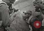 Image of Negro 99th Pursuit Squadron of 332nd Fighter Group Orsogna Italy, 1943, second 50 stock footage video 65675062604
