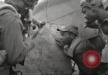 Image of Negro 99th Pursuit Squadron of 332nd Fighter Group Orsogna Italy, 1943, second 51 stock footage video 65675062604