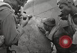 Image of Negro 99th Pursuit Squadron of 332nd Fighter Group Orsogna Italy, 1943, second 52 stock footage video 65675062604