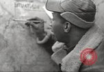 Image of Negro 99th Pursuit Squadron of 332nd Fighter Group Orsogna Italy, 1943, second 60 stock footage video 65675062604