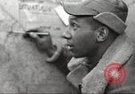 Image of Negro 99th Pursuit Squadron of 332nd Fighter Group Orsogna Italy, 1943, second 61 stock footage video 65675062604