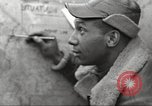 Image of Negro 99th Pursuit Squadron of 332nd Fighter Group Orsogna Italy, 1943, second 62 stock footage video 65675062604