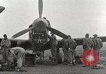 Image of 99th Pursuit Squadron Tuskegee Airmen Orsogna Italy, 1943, second 3 stock footage video 65675062605