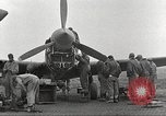 Image of 99th Pursuit Squadron Tuskegee Airmen Orsogna Italy, 1943, second 4 stock footage video 65675062605