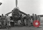 Image of 99th Pursuit Squadron Tuskegee Airmen Orsogna Italy, 1943, second 10 stock footage video 65675062605