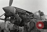Image of 99th Pursuit Squadron Tuskegee Airmen Orsogna Italy, 1943, second 14 stock footage video 65675062605