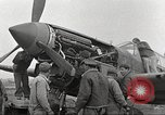 Image of 99th Pursuit Squadron Tuskegee Airmen Orsogna Italy, 1943, second 15 stock footage video 65675062605