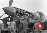 Image of 99th Pursuit Squadron Tuskegee Airmen Orsogna Italy, 1943, second 16 stock footage video 65675062605
