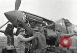 Image of 99th Pursuit Squadron Tuskegee Airmen Orsogna Italy, 1943, second 17 stock footage video 65675062605