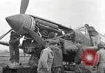 Image of 99th Pursuit Squadron Tuskegee Airmen Orsogna Italy, 1943, second 18 stock footage video 65675062605