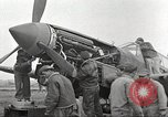 Image of 99th Pursuit Squadron Tuskegee Airmen Orsogna Italy, 1943, second 19 stock footage video 65675062605