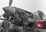 Image of 99th Pursuit Squadron Tuskegee Airmen Orsogna Italy, 1943, second 21 stock footage video 65675062605