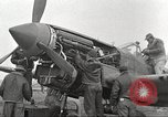 Image of 99th Pursuit Squadron Tuskegee Airmen Orsogna Italy, 1943, second 22 stock footage video 65675062605
