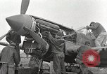 Image of 99th Pursuit Squadron Tuskegee Airmen Orsogna Italy, 1943, second 23 stock footage video 65675062605